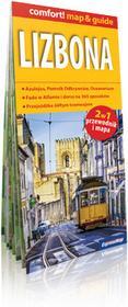 ExpressMap praca zbiorowa comfort! map&guide Lizbona 2w1. Laminowany map&guide