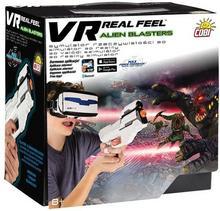 Cobi Real Feel Gogle VR 3D Alien blaster