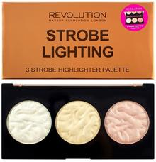 Revolution Makeup Makeup Revolution Strobe Lighting Palette Paleta Rozświetlaczy MUR-0399