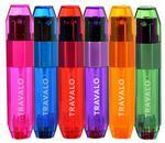 TRAVALO Travalo ICE Easy Fill Perfume Spray - napełnialny flakon z atomizerem  (Orange) pT25176