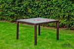 BELLO GIARDINO Stół ogrodowy 100x100 cm (SD003103)