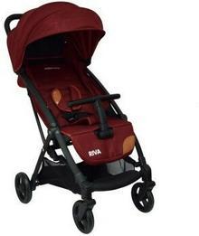 CoTo Baby Wózek spacerowy Riva - 29 czerwony len