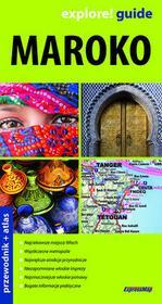 ExpressMap Maroko Przewodnik +atlas - Expressmap