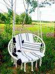 Bello Giardino Fotel wiszący z plecionej liny NIDO LO.022.500