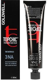 Goldwell Topchic, farba do włosów, 3NA Dark Natural Ash Brown, 60 ml