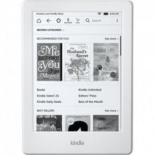 Amazon Kindle 8 Touch bez reklam biały