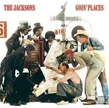 Goin Places Winyl) The Jacksons