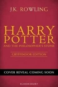 Harry Potter and the Philosopher's Stone Gryffindor Edition - J.K. Rowling
