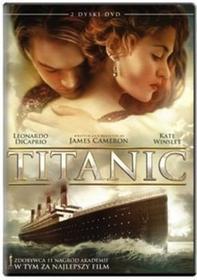Imperial CinePix Titanik DVD James Cameron