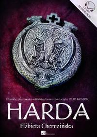 Aleksandria Harda (audiobook CD) - Elżbieta Cherezińska