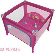 Baby Design Joy kojec turystyczny różowy 08 Enova32666
