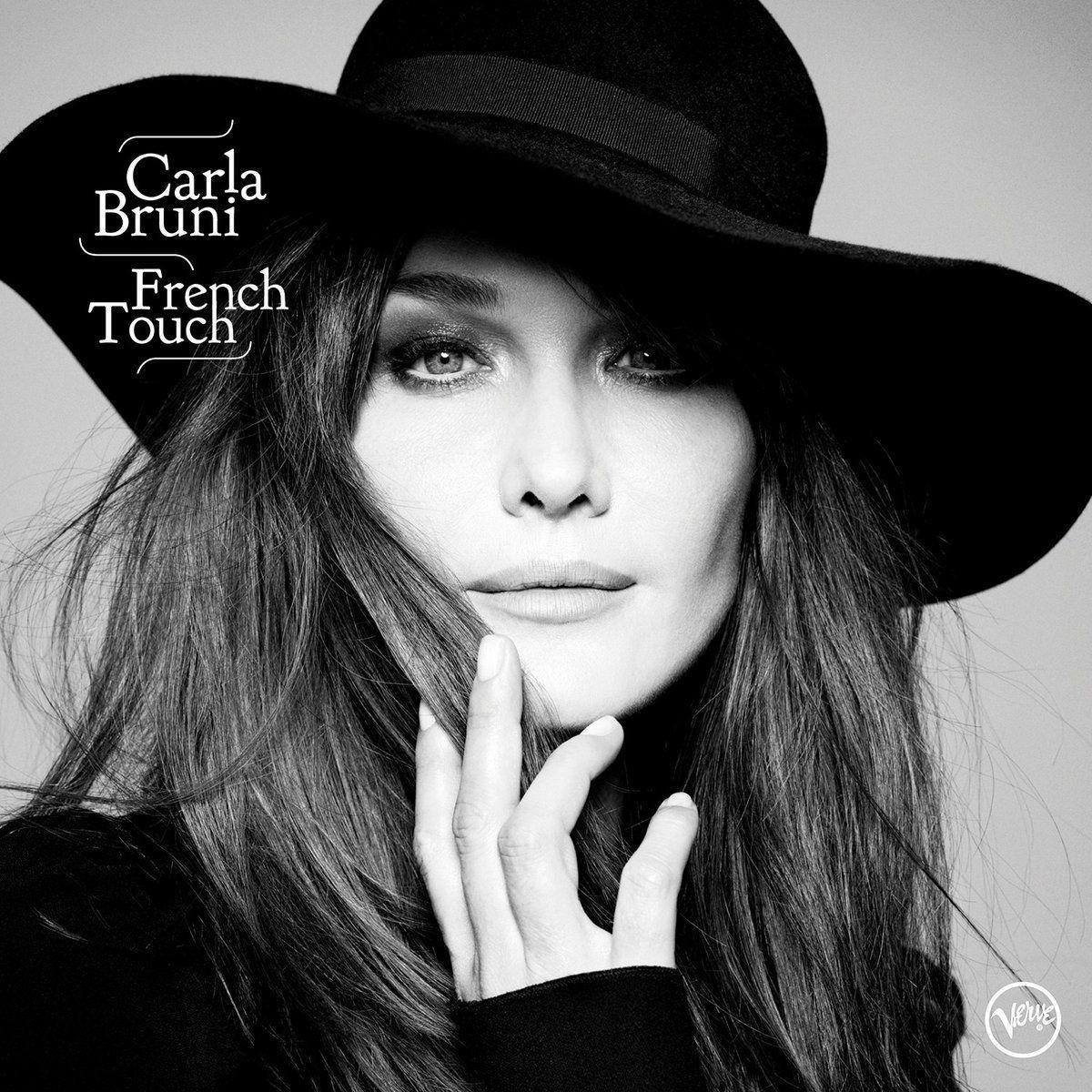 French Touch PL CD) Carla Bruni