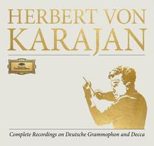 Herbert von Karajan The Complete Recordings CD+DVD+Blu-Ray) Herbert von Karajan