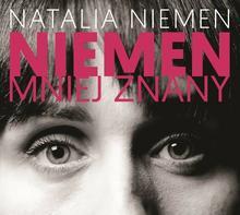 Niemen mniej znany CD Natalia Niemen