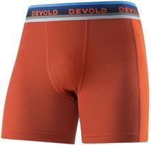 Devold bokserki męskie Hiking Man Boxer Ketchup XL