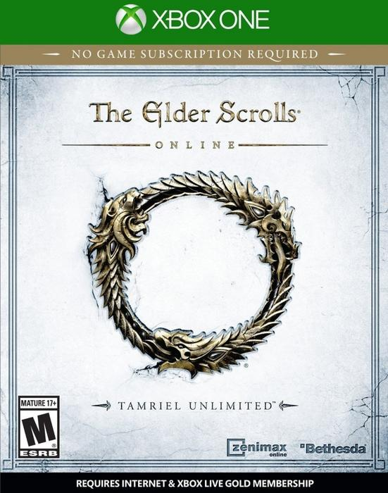 The Elder Scrolls Online: Tamriel Unlimited Xbox One
