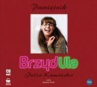 Biblioteka Akustyczna Brzydula Pamiętnik Płyta CD) Julia Kamińska
