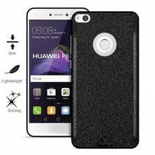 PURO Glitter Shine Cover - Etui Huawei P8 Lite 2017 / Honor 8 Lite / Nova Lite / GR3 2017 (Black) HWP8LITE17SHINEBLK