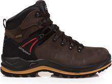 Grisport Buty trekkingowe męskie Foca Nabuk Trekking 2.0 brązowo-czarne r 41 13705N11G) 13705N11G