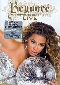 Beyonce The  Experience Live DVD)