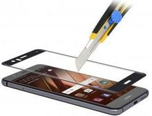 StilGut Folia, Szkło hartowane Huawei P10 lite - black fram