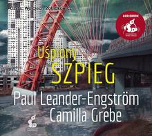 Uśpiony szpieg Mroczna Moskwa audiobook CD) Camilla Grebe Paul Leander-Engström