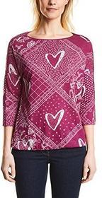 088b5fe287 Cecil cecil damska koszulka z długim rękawem - s B077ZMJL2L - Ceny i opinie  na Skapiec.pl