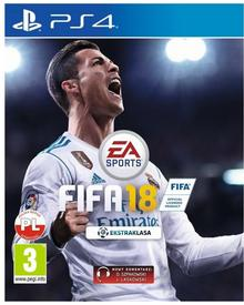 Gra PS4 FIFA 18 5035226121524