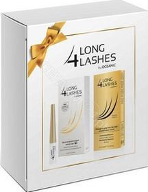 Oceanic Long 4 Lashes promocyjny zestaw serum przyspieszające wzrost rzęs 3 ml + pielęgnacyjny tusz do rzęs 10 ml | DARMOWA DOSTAWA OD 149 PLN!