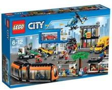 LEGO City Plac Miejski 60097