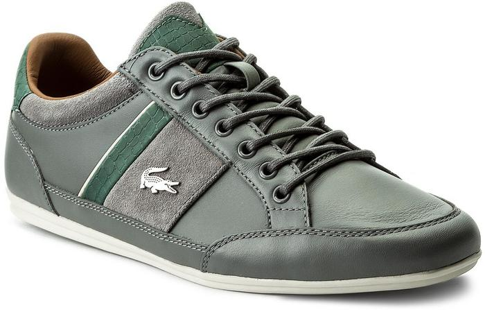 Lacoste Sneakersy Chaymon 417 1 Cam 7-34CAM0070248 Dk Gry – ceny ... 30ad38bb48