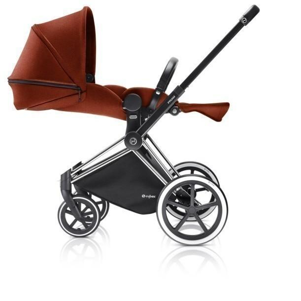 Cybex PRIAM LUX SEAT BIRDS OF PARADISE PRIAM