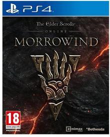 Cenega Cenega Gra PS4 The Elder Scrolls Online Morrowind