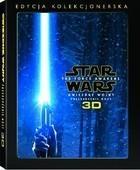 Gwiezdne wojny Przebudzenie Mocy 3D Edycja kolekcjonerska Blu-Ray + Blu-Ray 3D