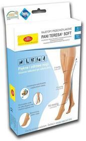 Pani Teresa Medica Soft Rajstopy Przeciwżylakowe Profilaktyczne Jasny beż