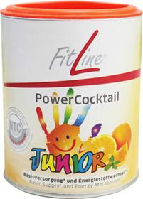 Fitline Power Cocktail Junior witaminy i minerały dla dzieci  210 g