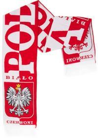 Inny Szalik kibica Polska szachownica tkany HD jednostronny