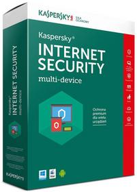 Kaspersky Internet Security 2017 1PC