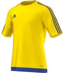 Adidas KOSZULKA ESTRO 15 JR żółta M62776