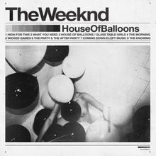 House Of Balloons CD) The Weeknd