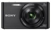 Sony DSC-W830 czarny