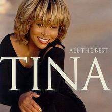 All The Best CD) Tina Turner