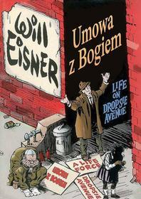 Egmont Umowa z Bogiem Mistrzowie komiksu