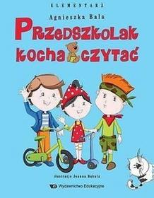 Wydawnictwo EdukacyjnePrzedszkolak kocha czytać Elementarz