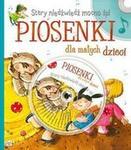 Aksjomat Stary niedźwiedź mocno śpi Piosenki dla małych dzieci + CD - Aksjomat