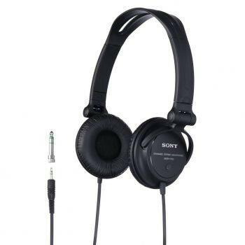 Sony MDR-V150 czarne