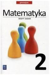 WSiP Matematyka Liczy się matematyka GIMN kl.2 ćwiczenia / podręcznik dotacyjny  - ANNA TORUŃSKA, Tomasz Masłowski, Adam Makowski