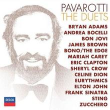 The Duets Luciano Pavarotti