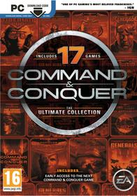Command and Conquer The Ultimate Collection ORIGIN cd-key