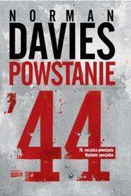 Znak Powstanie '44 - Norman Davies